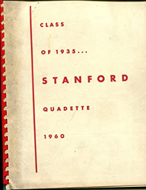 Stanford Quadette Class of 1935 (1960): White, C. Wadsworth