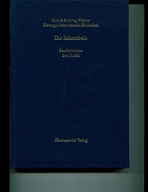 e Inkunabeln. (Bibliographien und Kataloge der Herzogin Anna Amalia Bibliothek Weimar).: Raffel, ...
