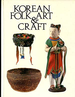 Korean Folk Art & Craft: Adams, Edward B.