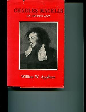 Charles Macklin: Appleton, William Worthen