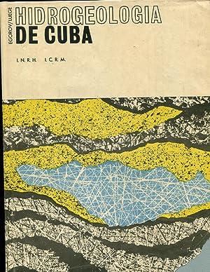 Hidrogeologia de cuba: Egorov, Ing. S.V.; Lluege, Ing. Jose R