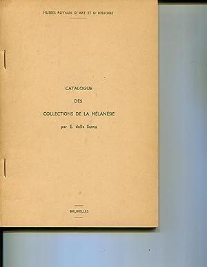 Catalogue Des Collections De La Melanesie: della Santa, Elizabeth (Conservator)