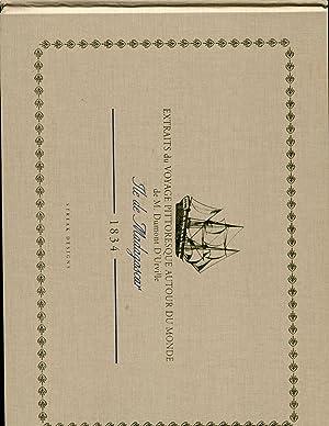Extraits du Voyage Pittoresque Autour Du Monde de M. Dumont D'Urville: Ile de Madagascar, 1834