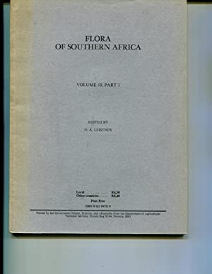 Flora of Southern Africa Vol. 10, Pt. 1. Loranthaceae, Viscaceae: Leistner, Otto A.: