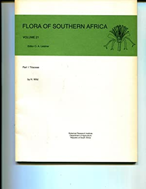 Flora of Southern Africa, Vol. 21, Part 1: Tillaceae: Leistner, O.A. (Editor)