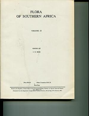 Flora of Southern Africa. Volume 22: Dyer, R.A. ; Codd, L.E.; Rycroft, H.B. ; editors: