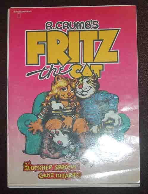 Fritz the Cat: Crumb, Robert