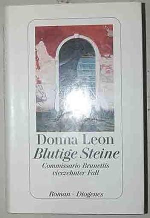 Blutige Steine - Commissario Brunettis vierzehnter Fall: Leon, Donna