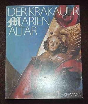 Der Krakauer Marienaltar von Veit Stoss: Stuhr, Michael