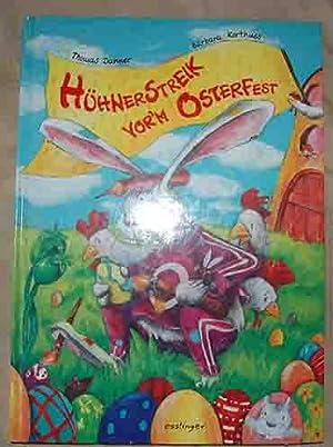 Hühnerstreik vor'm Osterfest: Danner, Thomas