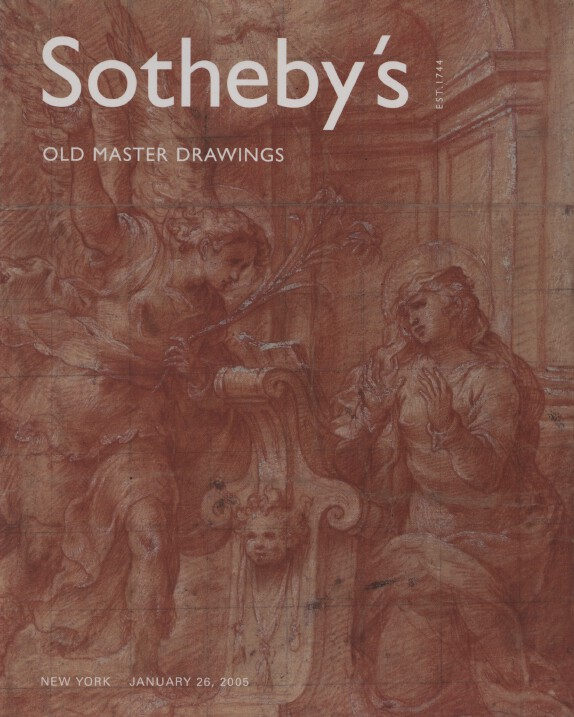 Sothebys 2005 Old Master Drawings