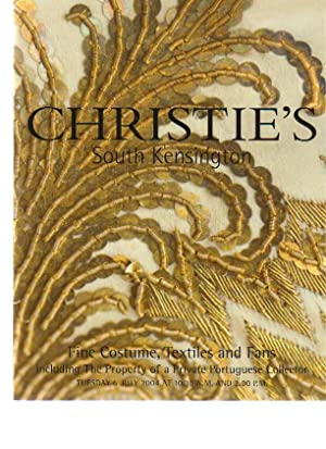 Christies 2004 Fine Costume, Textiles and Fans: Christies