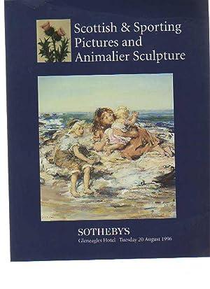 Sothebys 1996 Scottish & Sporting Pictures, Animalier: Sothebys