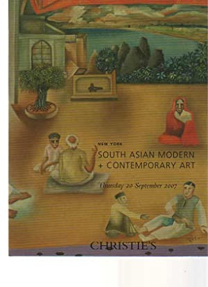 Christie's 2007 South Asian Modern + Contemporary: Christies