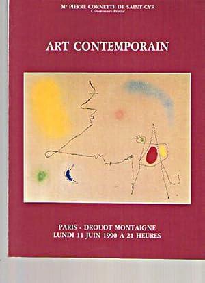 Drouot 1990 Contemporary Art: Drouot