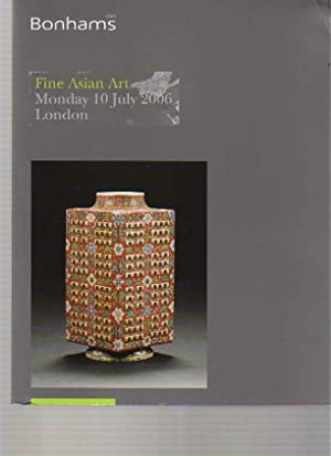 Bonhams 2006 Fine Asian (Chinese) Art, Snuff: Bonhams