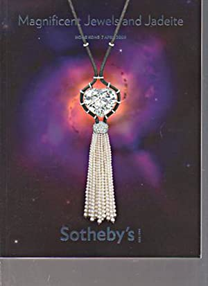 Sothebys April 2009 Magnificent Jewels and Jadeite: Sothebys