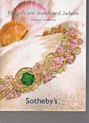 Sothebys 2009 Magnificent Jewels and Jadeite: Sothebys