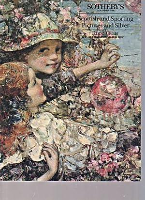Sothebys 1993 Scottish & Sporting Pictures &: Sothebys