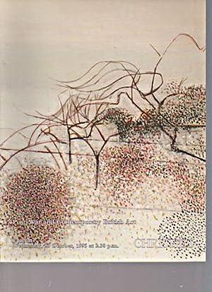 Christies 1995 Post-War & Contemporary British Art: Christies