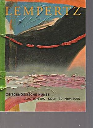 Lempertz 2006 Contemporary Art: Misc.
