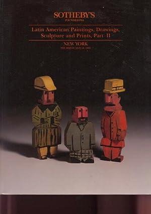 Sothebys 1995 Latin American Paintings, Part 2: Sothebys