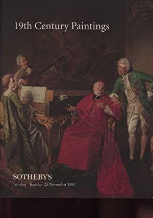 Sothebys 1997 19th Century Paintings: Sothebys