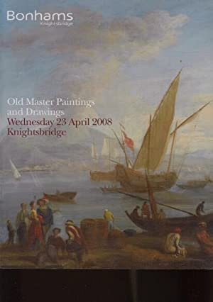 Bonhams 2008 Old Master Paintings and Drawings