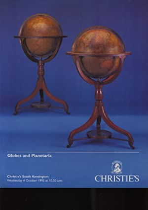 Christies October 1995 Globes and Planetaria