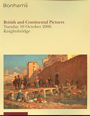 Bonhams 2006 British & Continental Pictures: Bonhams