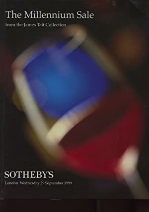 Sothebys 1999 James Tait Collection The Millennium Sale