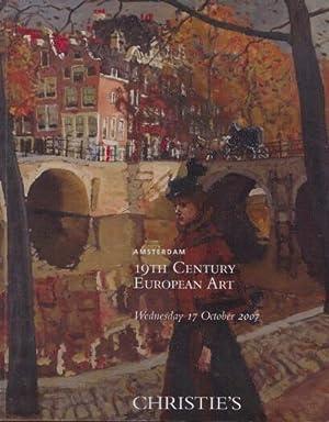 Christies 2007 19th Century European Art: Christies