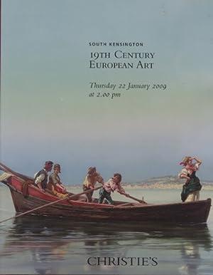 Christies 2009 19th Century European Art: Christies