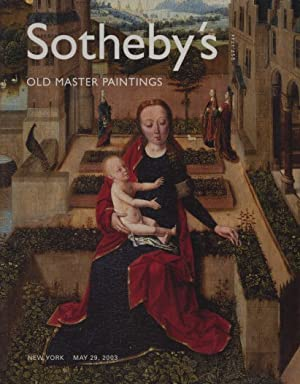 Sothebys 2003 Old Master Paintings: Sothebys