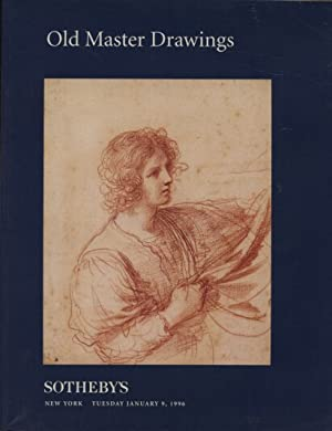 Sothebys 1996 Old Master Drawings: Sothebys