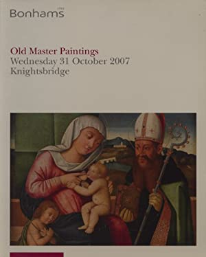 Bonhams 2007 Old Master Paintings: Bonhams