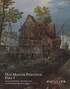 Phillips 2001 Old Master Paintings Part I