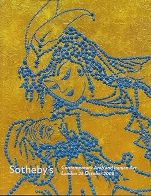Sothebys 2008 Contemporary Arab and Iranian Art: Sothebys