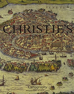 Christies 2002 Cartography