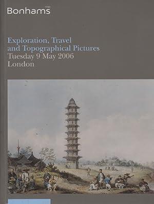 Bonhams 2006 Exploration, Travel and Topographical Pictures: Bonhams