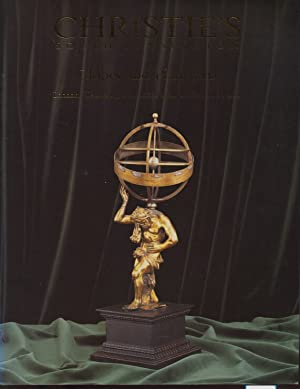 Christies November 1996 Globes and Planetaria