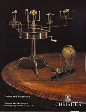 Christies 1996 Globes and Planetaria