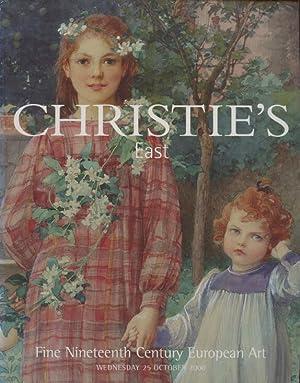 Christies 2000 Fine Nineteenth Century European Art: Christies
