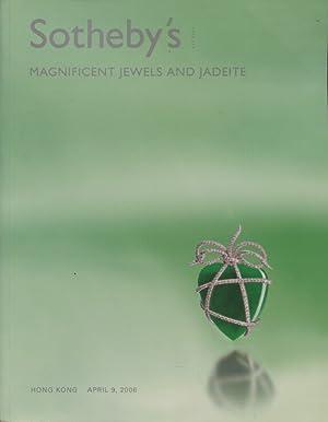 Sothebys April 2006 Magnificent Jewels and Jadeite: Sothebys