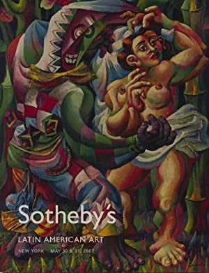 Sothebys May 2007 Latin American Art: Sothebys