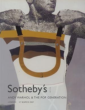 sothebys london andy warhol the pop generation l03162 october 6 2003