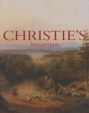 Christies April 2004 19th Century European Art: Christies