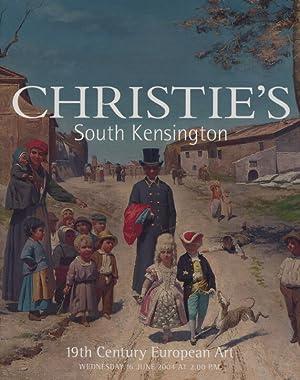 Christies June 2004 19th Century European Art: Christies