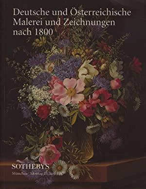 Sothebys June 1997 German & Austrian Paintings: Sothebys