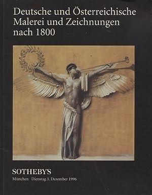 Sothebys December 1996 German & Austrian Paintings: Sothebys